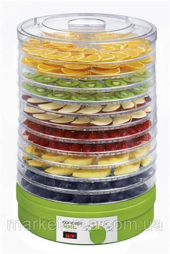 Сушилка для овощей и фруктов Concept SO-1025