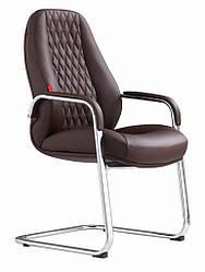 Конференц кресло F385 Коричневый