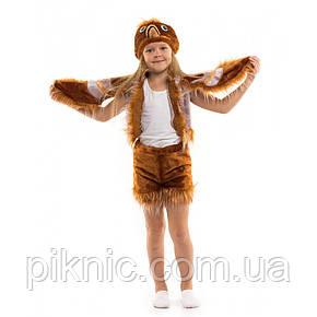 Костюм Воробей для детей 3-6 лет. Детский новогодний карнавальный Воробушек 342, фото 2