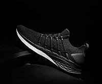 Мужские кроссовки Xiaomi Mijia Sports Shoes 3 Black черного цвета, фото 1