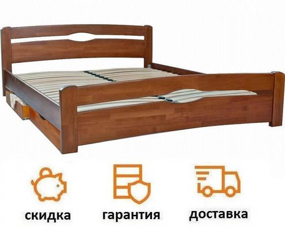 Кровать Нова с ящиками, фото 2