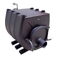 Печь с варочной поверхностью  Буллер - 02 до 400 м3