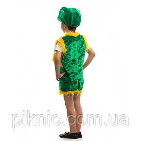 Костюм Кузнечика для мальчиков 3-6 лет. Детский новогодний карнавальный костюм Коник 342, фото 2