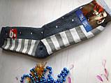 Мужские махровые носки высокие, фото 2