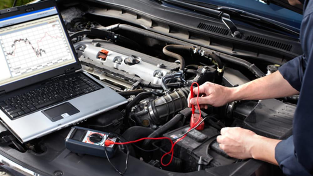 Диагностика- автомобильных аккумуляторов