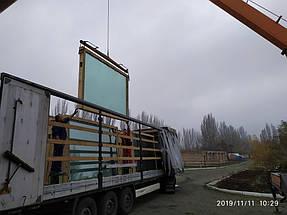 VDGlass получена новая партия листового стекла 3
