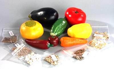 Колекція «Насіння та плоди»