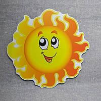 Солнышко. Настенная декорация для детского сада.