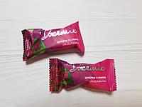 Конфеты Джемик малина 3 кг. ТМ Балу