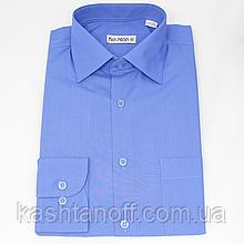 Сорочка блакитного кольору