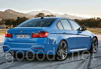 Бампер задний на BMW F30 стиль М3 (11-19)