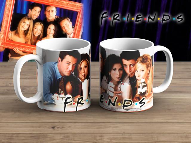 Чашка Друзья / Friends