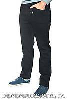 Джинсы мужские утеплённые RESALSA 19-RB-7505 чёрные, фото 1