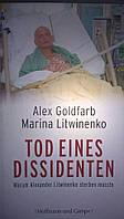 Alex Goldfarb, Marina Litwinenko Tod eines Dissidenten