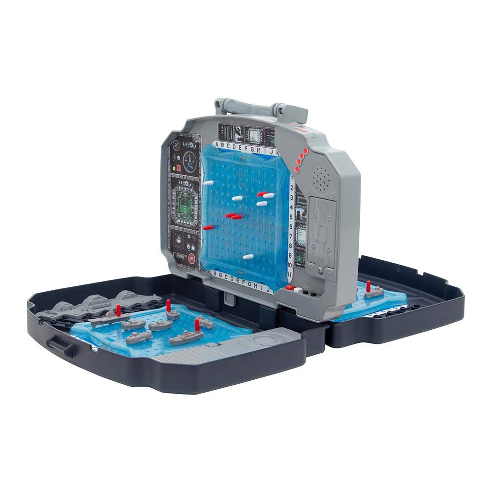 Настольная игра Морской Бой со световыми и звуковыми эффектами Simba 6104435