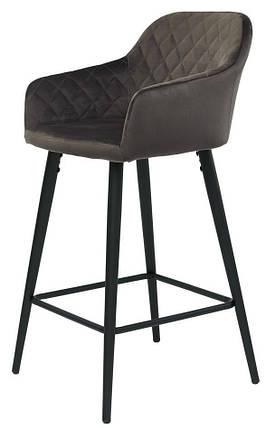 Стул полубарный Antiba серо-коричневый TM Concepto, фото 2