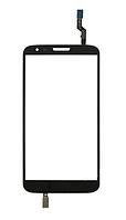 Сенсор (Тачскрин) для LG D802 | D805 G2 (Черный) Оригинал Китай