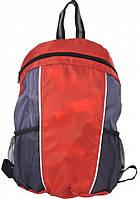 Спортивный городской рюкзак Paso 12L красный