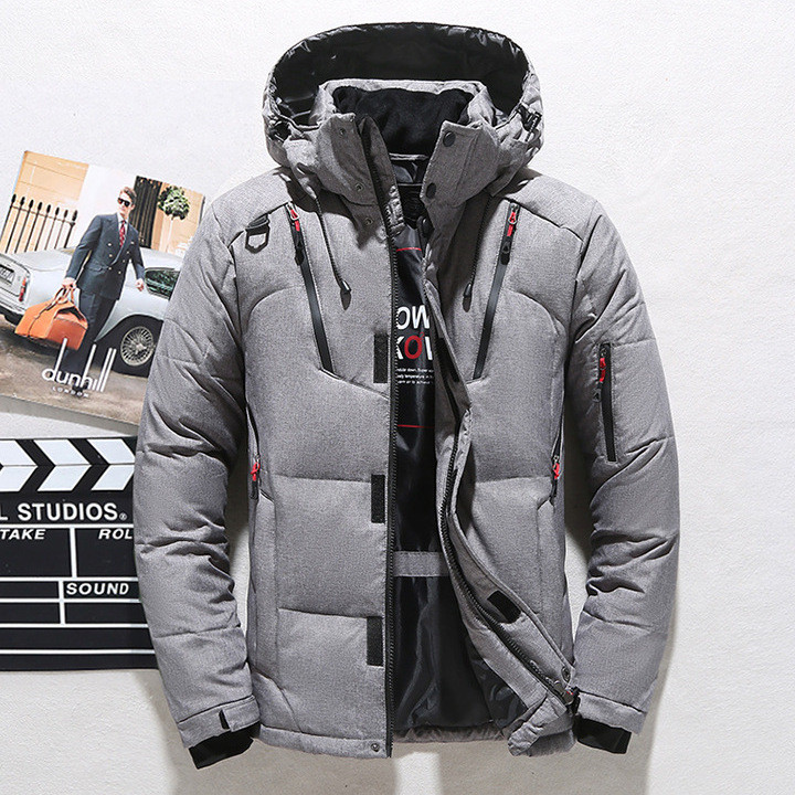 Мужская  куртка размер 50(3XL) СС-8543-75