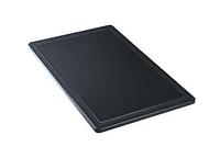 Доска разделочная черная 500х325х15 мм Stalgast 341537