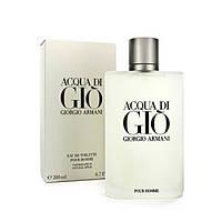 Armani Acqua di Gio pour homme EDT 200 ml (лиц.)