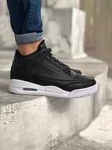 Чоловічі кросівки Nike Air Jordan 3 Retro Cyber Monday Black