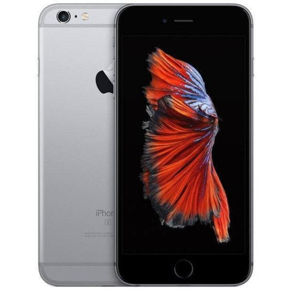 Смартфон Apple iPhone 6s Plus 16GB Space Gray (MKU12) (Восстановленный)