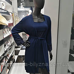 Комлект, халат та сорочка, ТМ Fleri, Україна,36