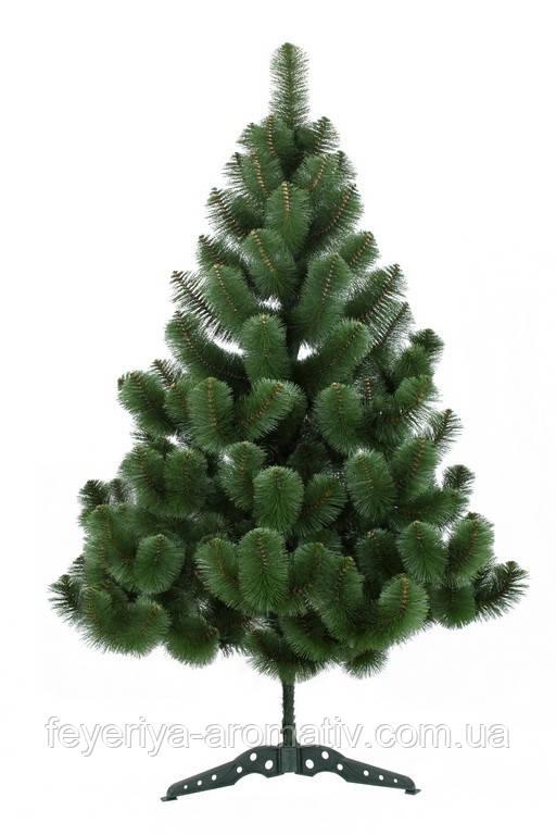 Сосна искусственная зеленая 180х120 см  (SN 4404)