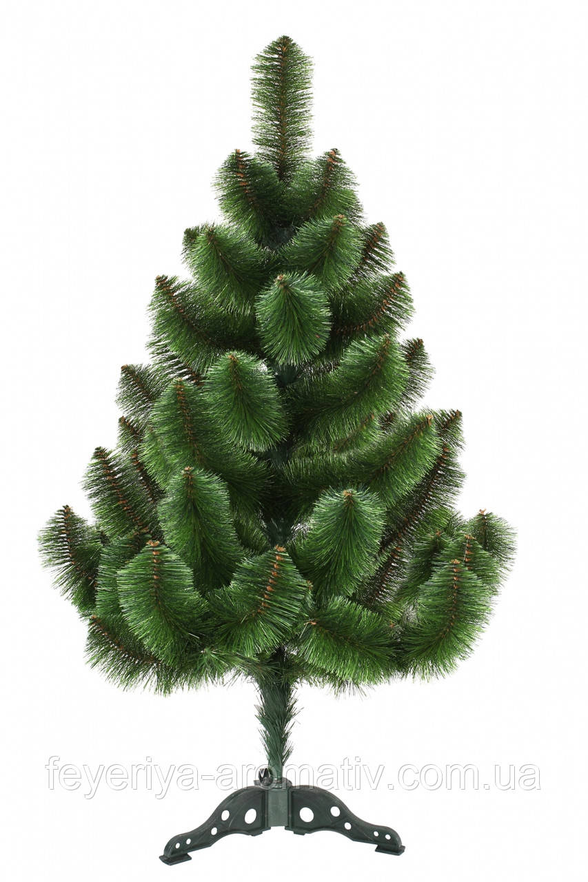 Сосна искусственная зеленая 120х85 см ( SN 4701)