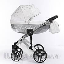 Дитяча універсальна коляска 2 в 1 Junama Glow 03