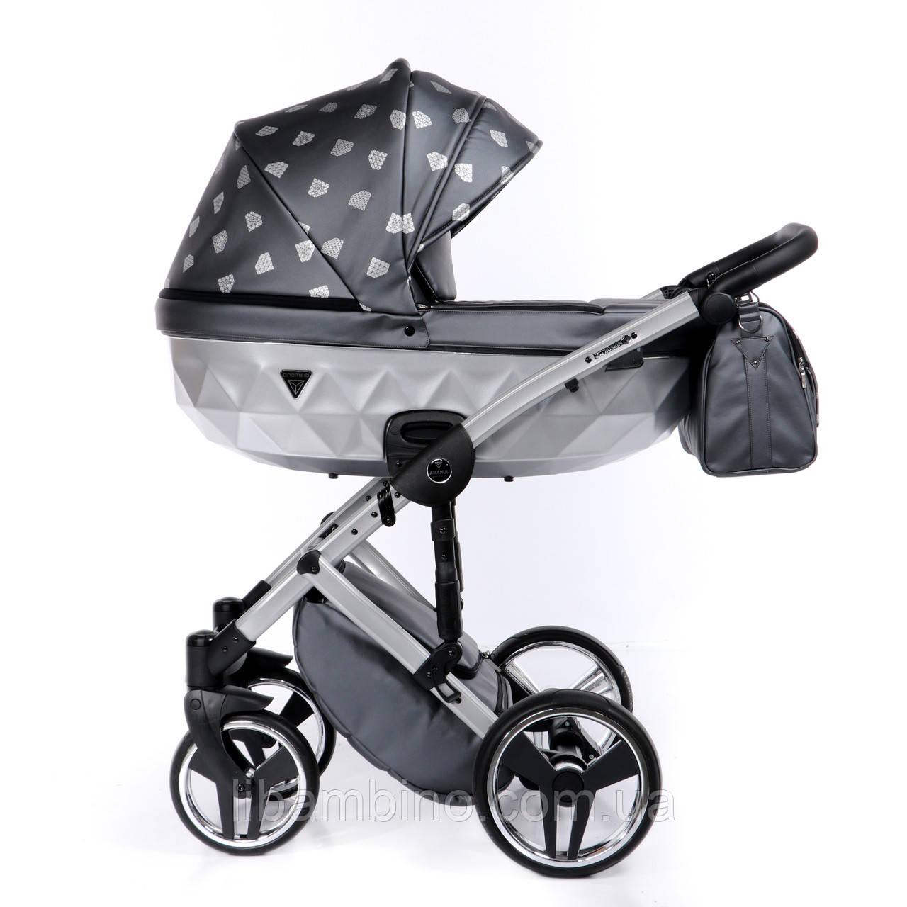 Дитяча універсальна коляска 2 в 1 Junama Glow 04