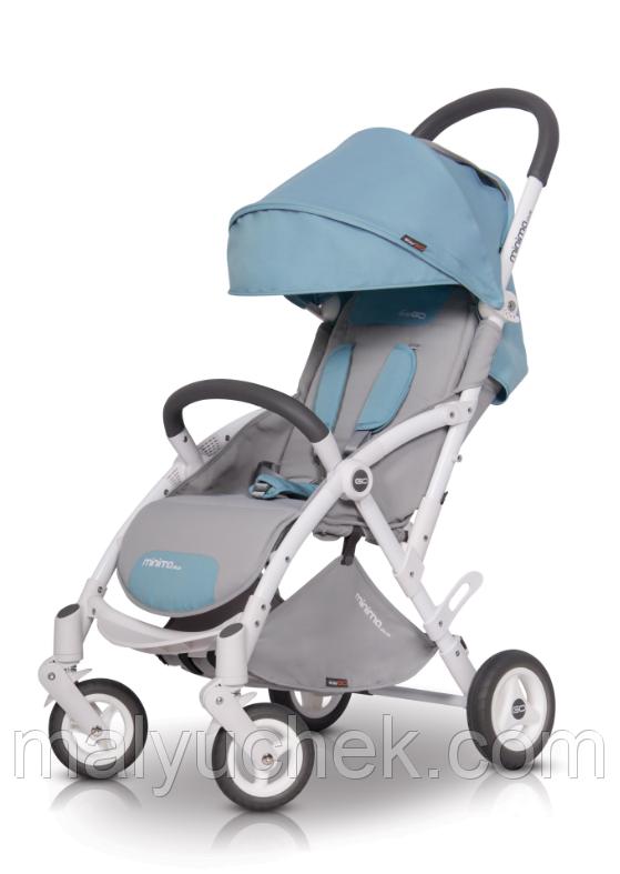 Прогулочная коляска Easy GO New Minima Plus Niagara 1112-1142
