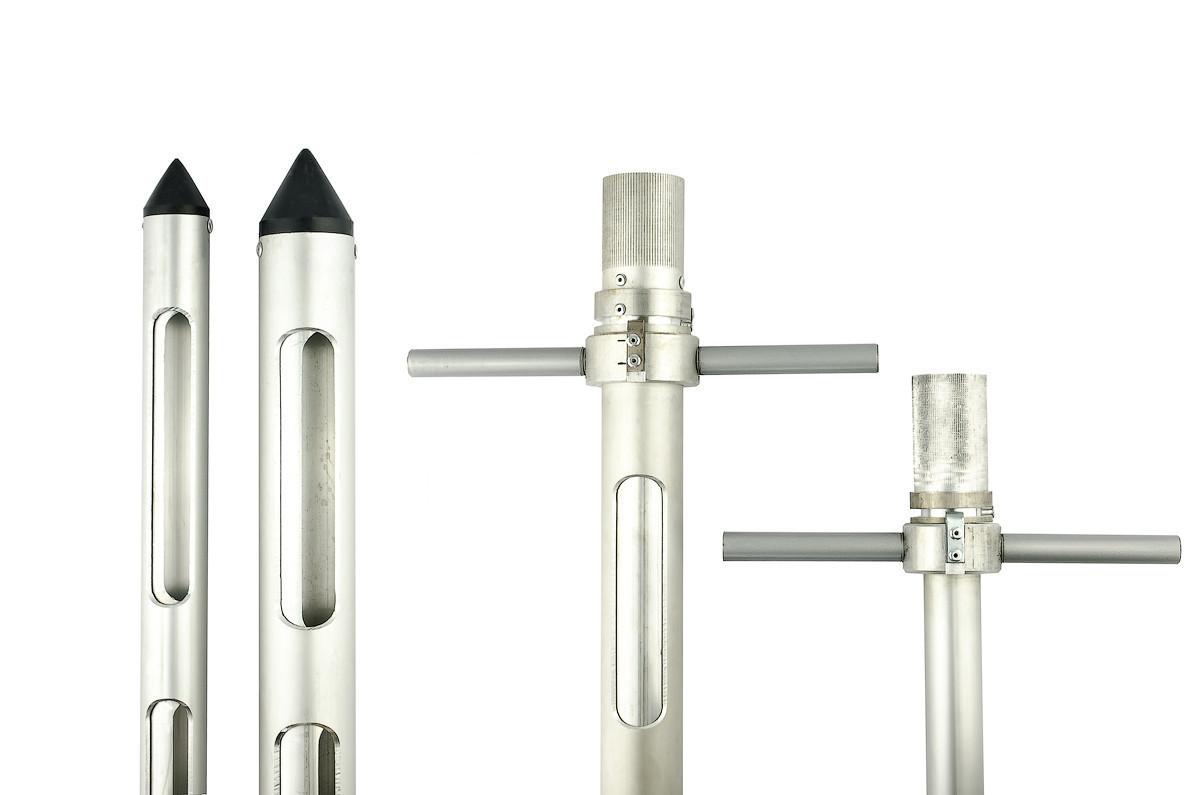 Пробоотборник зерна - РП с поперечными ручками L - 2,2 d - 0,35