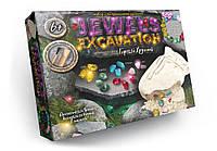 """Набор для проведения раскопок 7571DT """"Jewels Excavation"""" Камни, развивающая игрушка, подарок ребенку"""