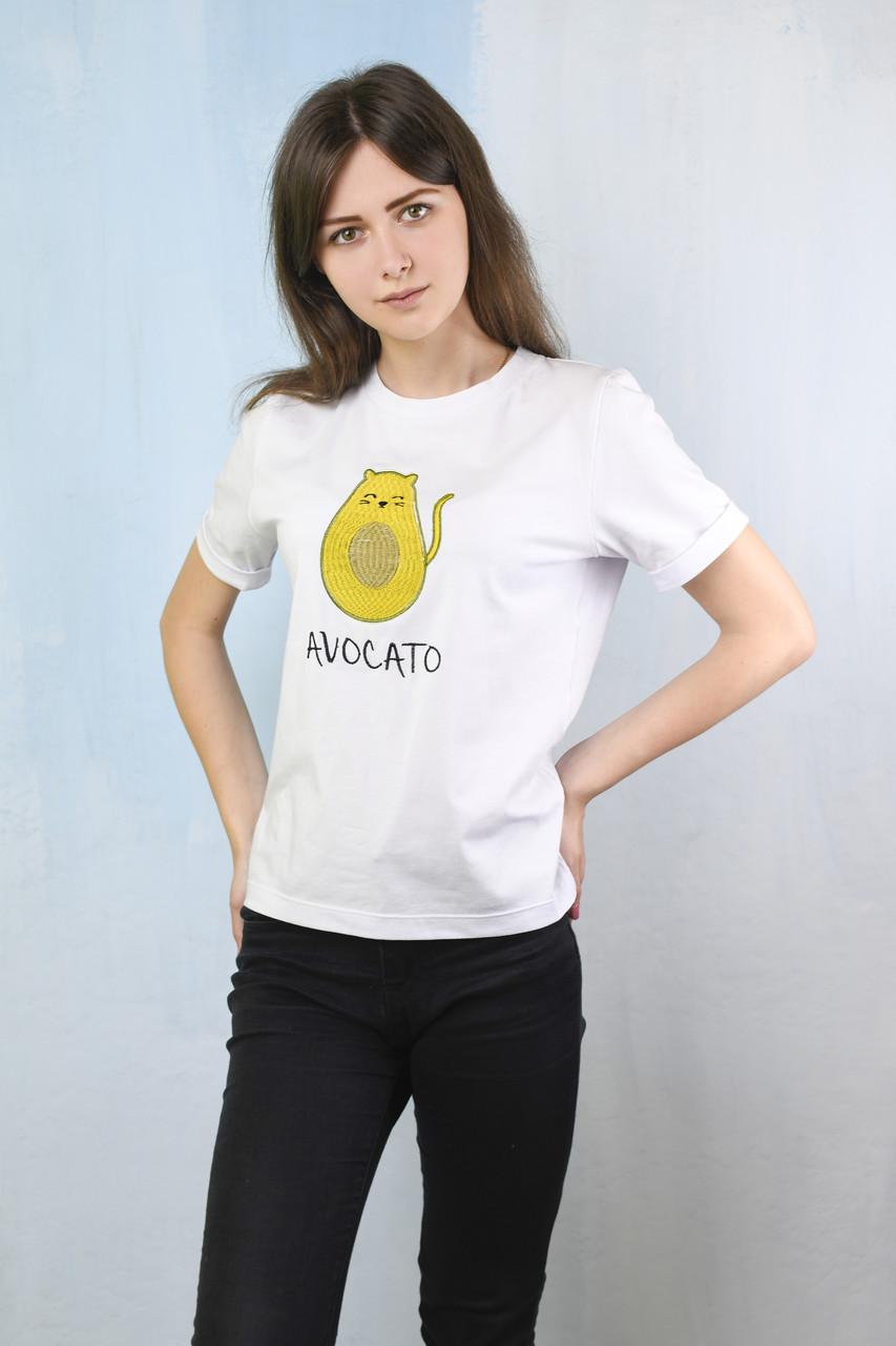 Футболка Avocato