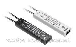 Выключатель для LED на движение/открывание с регулировкой 24w (12v), AE-WBBUNI-10DIM белый