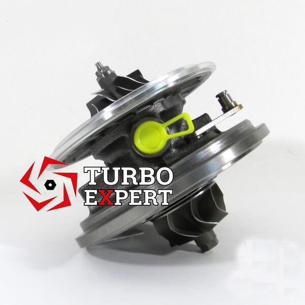 Картридж турбины 753546-5023S, Land-Rover Freelander II 2.2 TD4, 112/118 Kw, DW12B, 6G9Q6K682CB, 2006+