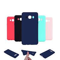 TPU чехол Candy для Samsung Galaxy J7 Neo j701 (Разные цвета)