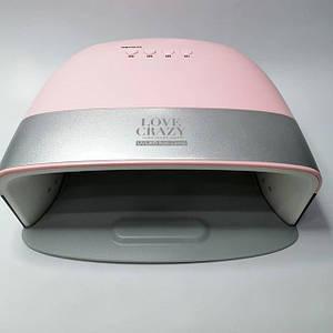 Лампа для сушки гель-лака Love Crazy 10 48W LED/UV