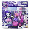 Игровой набор Hasbro B4909/B9473 My Little Pony Equestria Girls Minis Rarity Рарити с аксессуарами
