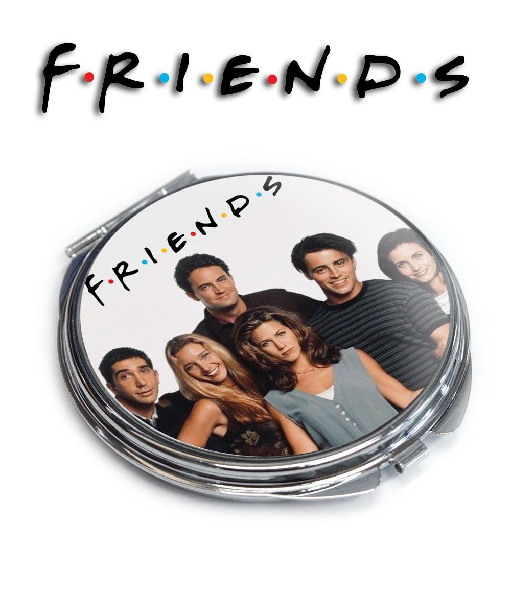 Карманное зеркало Друзья / Friends