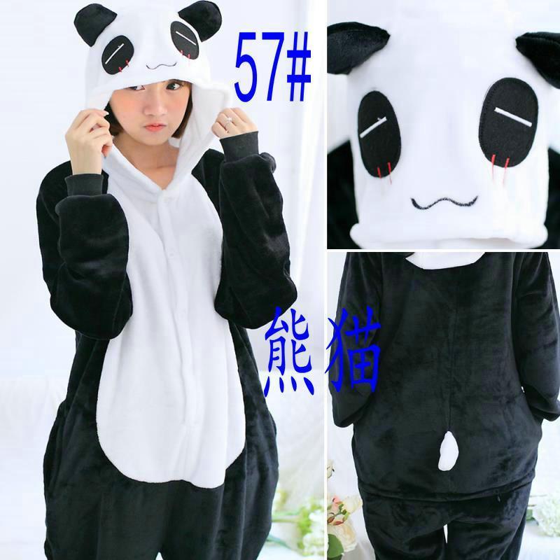 Кигуруми взрослый Панда  324-57