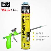 Tytan Styro 753 клей-пена для теплоизоляции под пистолет, купить в Киеве