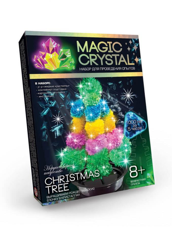 """Набор для проведения опытов """"MAGIC CRYSTAL"""" OMC-01-01, развивающая игрушка, подарок ребенку"""
