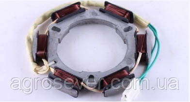 Якорь генератора 6 катушек - 178/186F