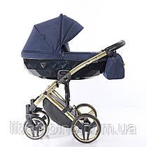 Дитяча універсальна коляска 2 в 1 Junama Saphire 01