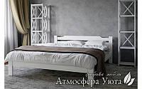 """Двуспальная деревянная кровать """"Софи"""" 180х200"""