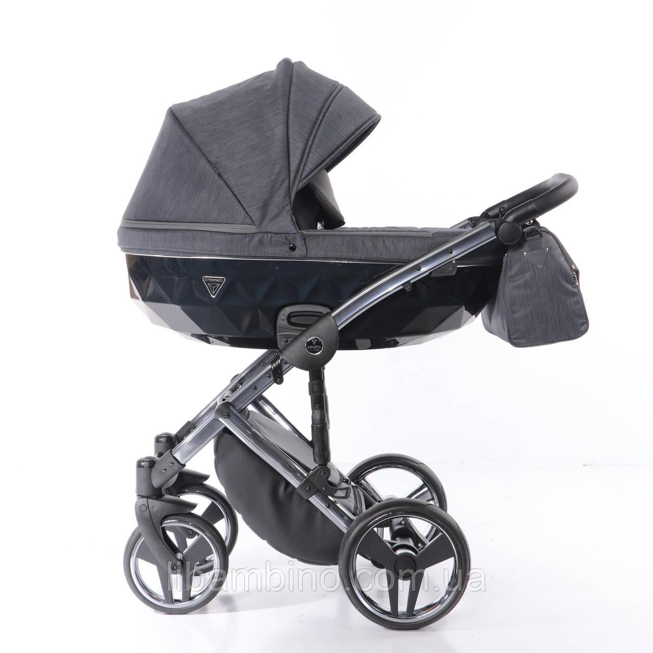 Дитяча універсальна коляска 2 в 1 Junama Saphire 02