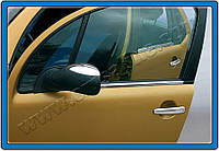 Fiat Stilo 2001-2007 гг. Наружняя окантовка стекол (6 шт, нерж)